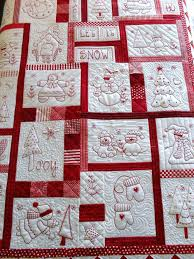 Making An Easy Handmade Baby Quilt Baby Quilt Embroidery Blanks ... & Baby Embroidery Quilt Patterns Baby Quilts To Embroidery She Made A Baby  Quilt Using Reds Baby ... Adamdwight.com