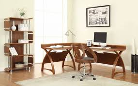 office desk walnut. image of the jual curve pc6021300wal large office desk in walnut i