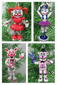 Christmas Ornament Five Nights at Freddy