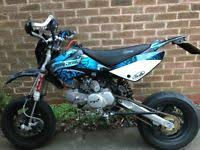 supermoto motorbikes scooters for sale gumtree