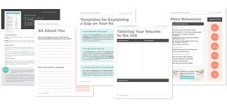 Resume Makeover Template | Career Contessa