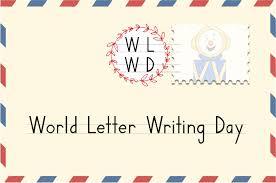 Letter World What World Letter Writing Day Means For Students Learning Without