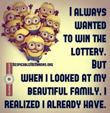 My Beautiful Family Quotes Best Of Joke For Wednesday 24 July 24 From Site Minion Quotes My