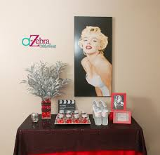 atozebracelebrations's Quinceaera / - Photo Gallery at Catch My Party.  Girls Night Dinners, Marilyn Monroe ...