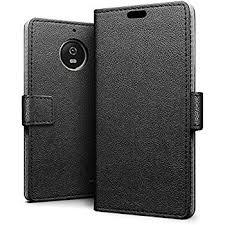 motorola e4 phone case. sleo motorola moto e4 plus case - luxury slim pu leather flip protective magnetic wallet phone p