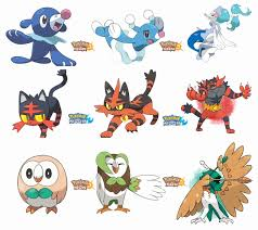 Rowlet Evolution Chart Lovely Pokemon Sun And Pokemon Moon