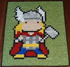 Superhero Quilts | The Mary Sue &  Adamdwight.com