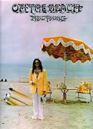 Beach Photo Albums Neil Young On The Beach Classic Albums Released July 16th 1974
