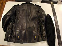fs vanson leather jackets size 44 harley davidson forums