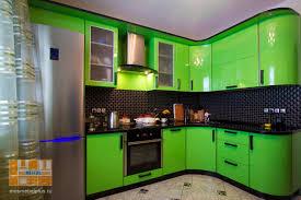 Купить <b>кухни зеленого</b> цвета <b>угловые недорогие</b> на заказ ...