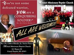 Rev. Dr. Clifton Rhodes, Jr. - w/ Music - Send The Baby Warriors Home! -  YouTube