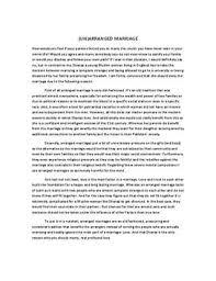 Arranged Marriage Essay Schulhilfe De