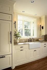 creamy white kitchen cabinets