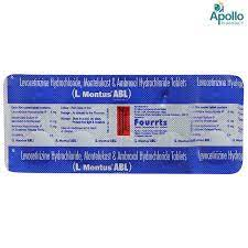 L Montus ABL Tablet 10's Price, Uses, Side Effects, Composition - Apollo  Pharmacy