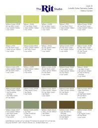 Rit Fabric Dye Color Chart Pin By Angyjaltojas On Dye How To Dye Fabric Rit Dye