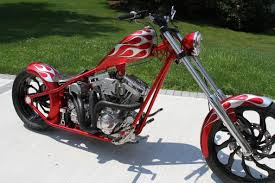 west coast choppers wcc cfl custom show quality s s baker air ride