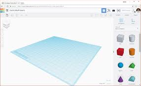 Tinkercad 3d Design Software Getting Started With 3d Printing Using Tinkercad Learn