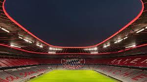 Bayern Munich Stadium Lights Zumtobel Group Illuminates Allianz Arena In Vibrant Fc