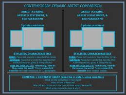 sample – compare contrast essay –  non  committercompare   contrast