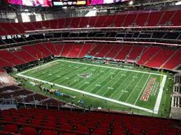 Mercedes Benz Stadium Section 307 Home Of Atlanta Falcons