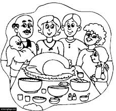 Small Picture Thanksgiving Coloring Pages eColoringPagecom Printable