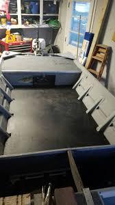 duck hunting neat idea for a jon boat floor waterfowl boats