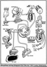 simple motorcycle wiring diagram for choppers and cafe racers Shovelhead Wiring Diagram 78 shovel ingition wiring????? harley davidson forums shovelhead coil wiring diagram