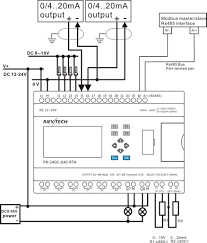 plc wiring diagram on plc download wirning diagrams 4-20ma current loop transmitter at 4 20ma Wiring Diagram
