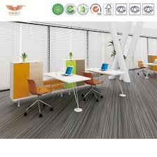 office partition for sale. Hot Sale Modern Cubicles Office Partition With Screen And Hanging Cabinet For Furniture