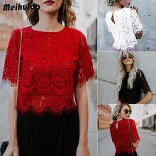 Blouse <b>Lace Woman</b> reviews – Online shopping and reviews for ...