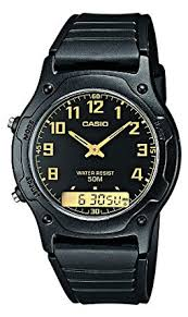 casio men s watch aw 49h 1bvef amazon co uk watches casio men s watch aw 49h 1bvef