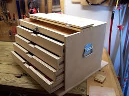 how to make a wood tool box plans diy free