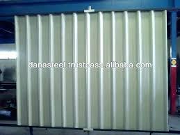 Image Diy Corrugated Fence Panel Corrugated Metal Fence Sheet Metal Fence Sistergoodnetworkinfo Corrugated Fence Panel Sheet Metal Fence Sheet Metal Fence Designs