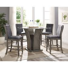 table perfect 9 piece counter height table sets new to own dining room tables
