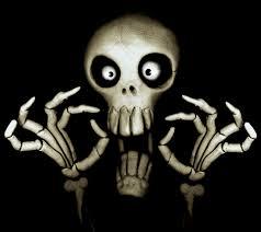cute skull flikie wallpapers
