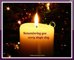 Light A Candle In Memory Poem I Light A Candle Every Day For You And David Its