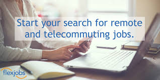 Telecommute Job Find New Remote Part Time Freelance Jobs