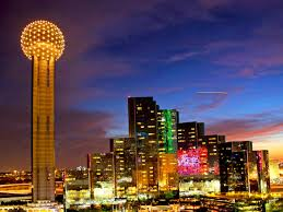 Downtown Dallas Purple Lights Essential Tips For 2019 New Years Eve Fireworks In Downtown