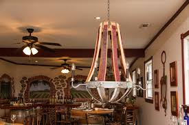 wine barrel lighting. Wine Barrel Chandelier Lighting E