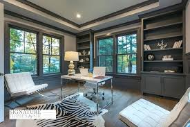 home office built ins. Contemporary Built Office Built Ins Gray In Bookcase Home Diy For Home Office Built Ins