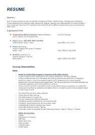 Resume Profile Interesting RESUME PROFILE