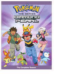 Dvd - Pokemon The Series: Diamond & Pearl The Comp Ssn (7 Dvd) [Edizione:  Stati Uniti] (1 DVD): Amazon.de: DVD & Blu-ray