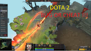 dota 2 bug or trick patch 7 06 backward skill youtube