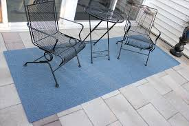 cleaning tips refreshing your outdoor rug for guests