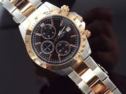 mens rotary two tone chronograph watch gb00278 04 100 genuine 13 gents rotary rose gold and stainless steel chronograph bracelet watch
