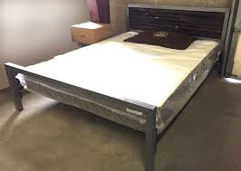 denver colorado industrial furniture modern king. Platform Bed Denver Colorado Industrial Furniture Modern King Size And By Kb Furnishings