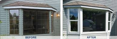 window replacement before and after.  Before Before And After Photos Are A Great Way To See How Big Of An Impact Vinyl Replacement  Windows Can Make On Your Home Not Only Do They Offer Less Visible  In Window Replacement And After Clear Choice