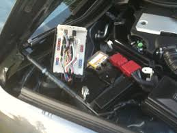 diy are dudes really removing the battery to get to the fuse box sorry for the ty iphone pics