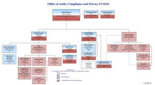 Pppl Org Chart Organization Chart Penn Audit Compliance And Privacy