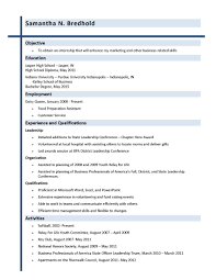 Resume Examples Promotion Within Same Company